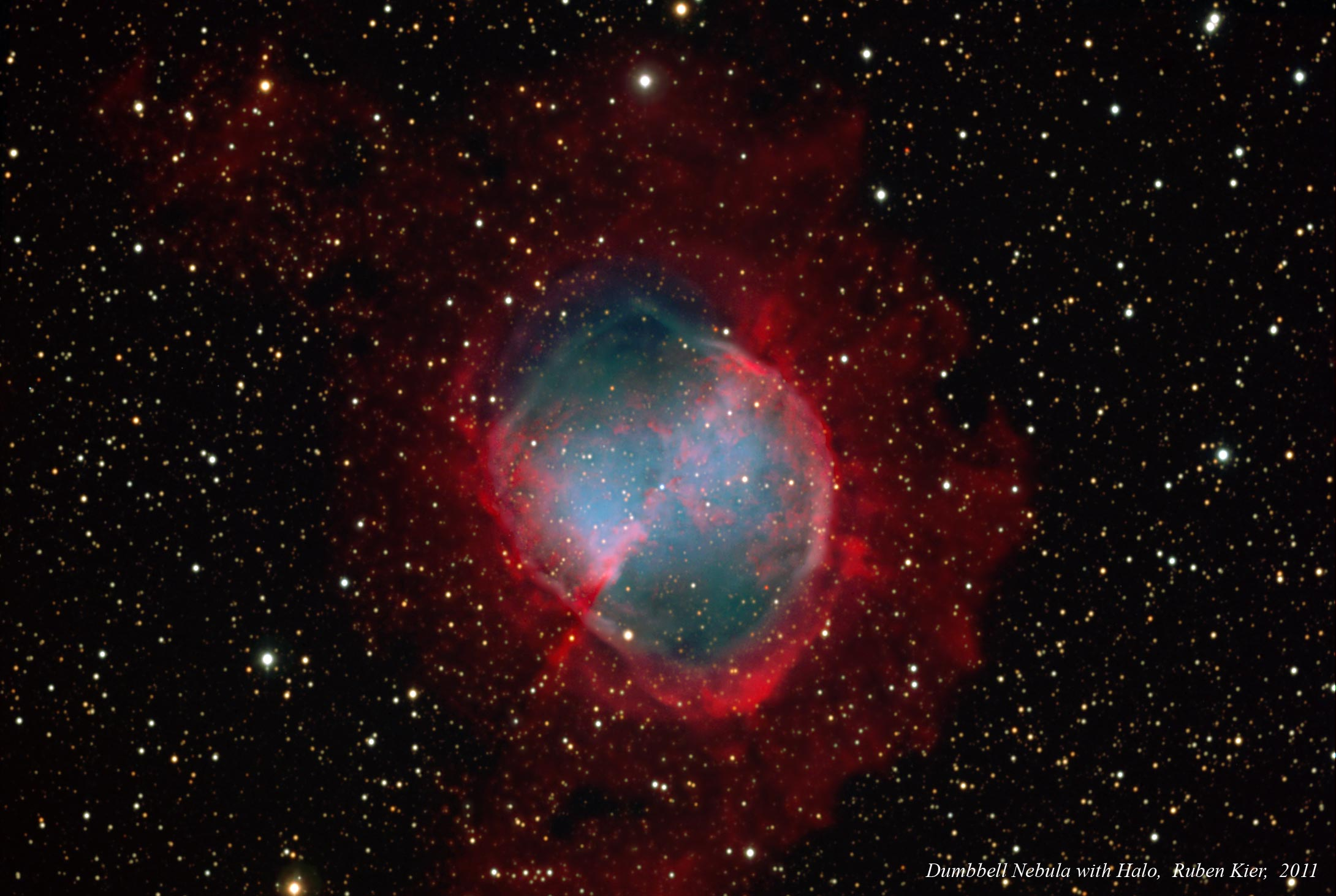 dumbbell nebula colors - photo #10
